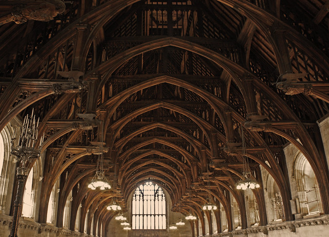The World S First Hammerbeam Roof Flickr Photo Sharing