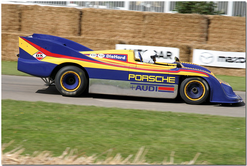 Porsche 917/30 Can Am Goodwood Festival Of Speed 2008