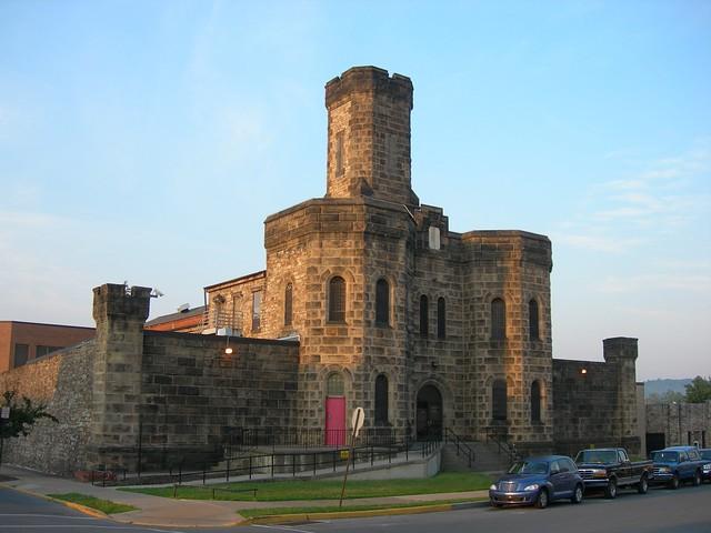Blair County Jail | Flickr - Photo Sharing!