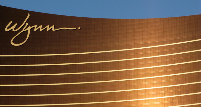 Wynn Sunset - Las Vegas