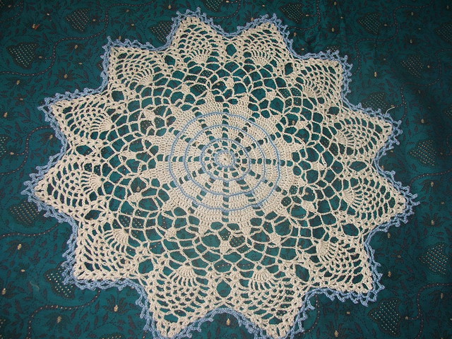 |Free elegant wedding doilies patterns| || |free crochet pineapple