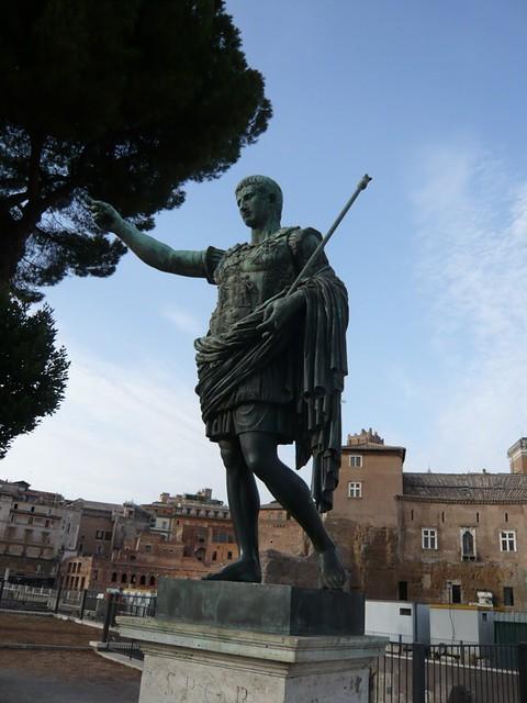 Augustus Caesar from Flickr via Wylio