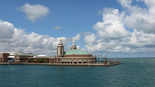 Chicago's Navy Pier. August 2008. by Eddie from Chicago