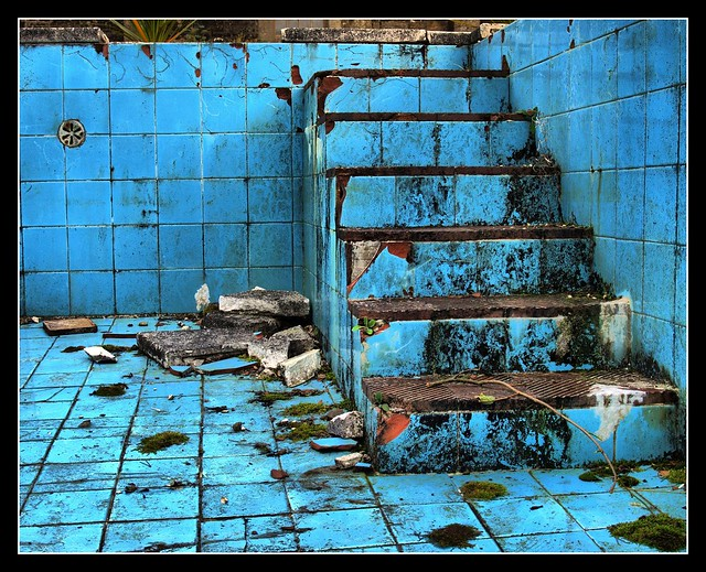 Dried Up Swimming Pool Flickr Photo Sharing