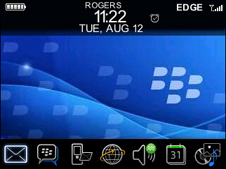 BB messenger para BB Curve 8310 - Zona.