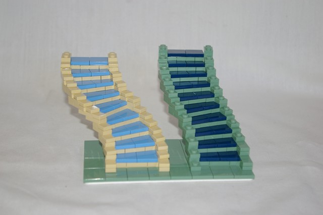 how to build a lego building