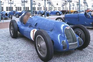 19850301 Mulhouse Haut-Rhin Musée National de l'Automobile Bugatti Type 59_50B (1938)