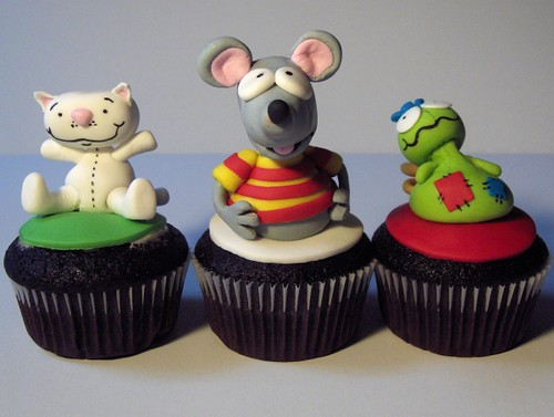 Toopy And Binoo Cake Toppers