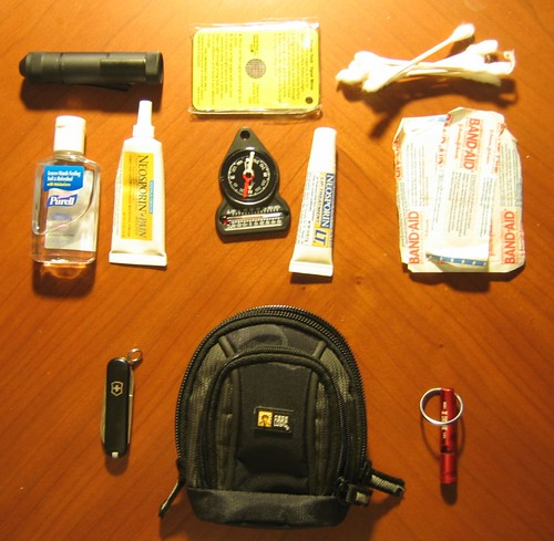 Micro Bug-Out-Bag