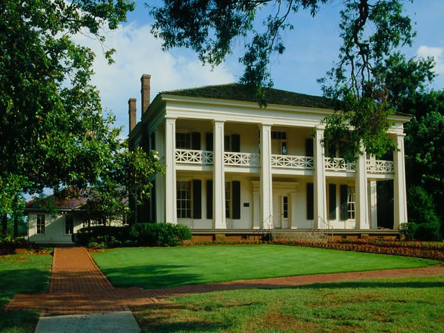 Birmingham Arlington Antebellum Home Garden Flickr