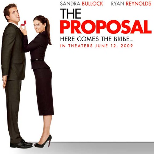 Movie The Proposal: The Proposal Movie Poster