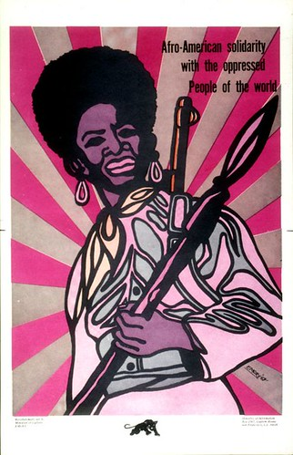 2.Emory Douglas exhibition at Urbis- 30 Oct 2008- April - afro- american solidarity