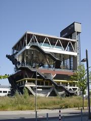 Hannover: Former Dutch Pavilion EXPO 2000