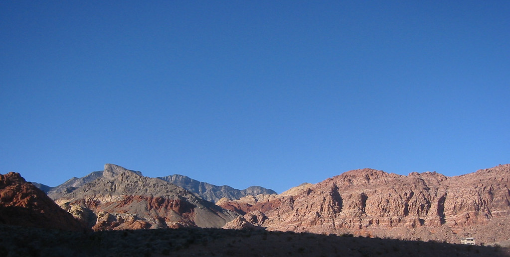 Redrock Mountains