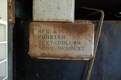 Mfg. Will Furnish Vent Collar Upon Request