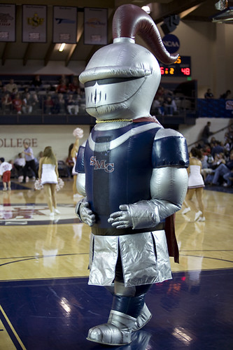 St. Mary's Gaels Mascot | Flickr - Photo Sharing!
