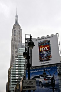 NYC BlackBerry