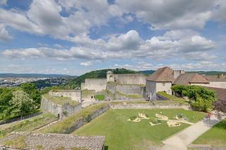 Bild von Citadelle Vauban. france hdr franchecomté fra hdri vauban besançon citadelle