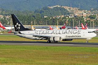 COPA AIRLINES - SBGR / GRU