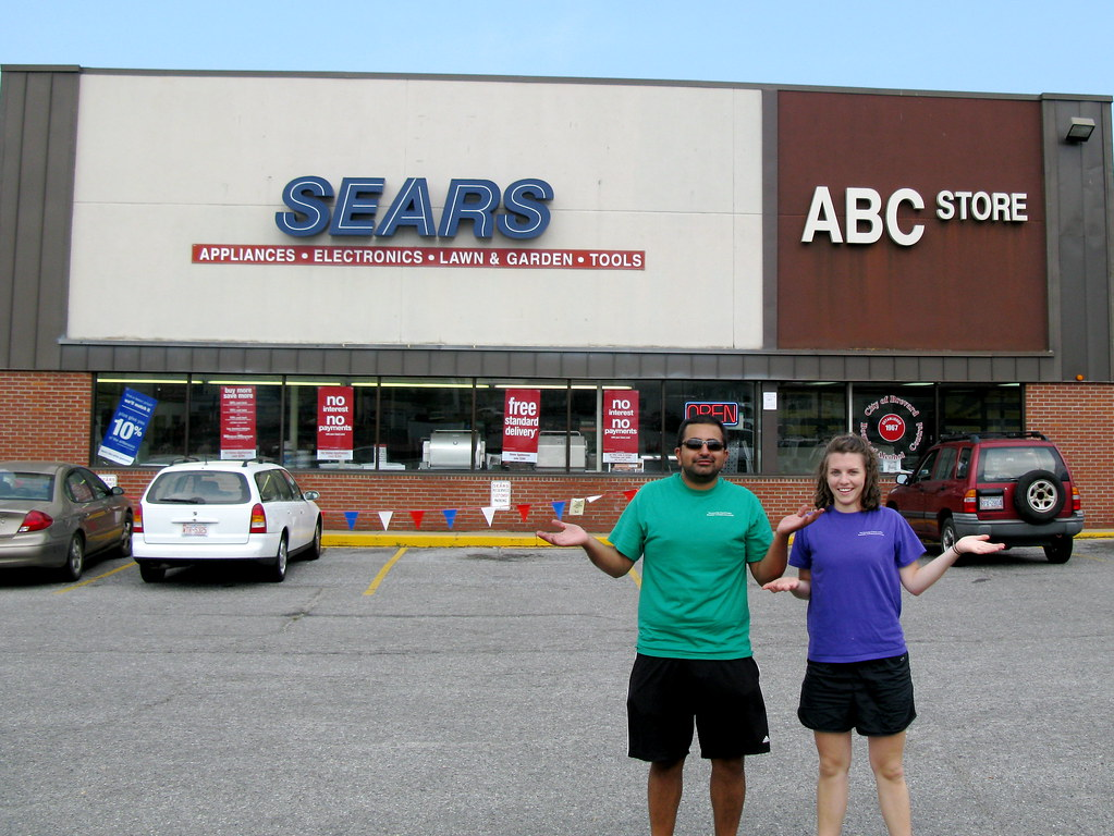 Sears and ABC Store?