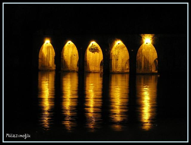 Ancient Seljuks shipyard in Alanya