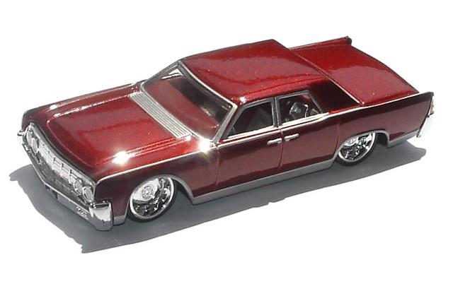 hot wheels dropstars 1 50 1964 lincoln continental. Black Bedroom Furniture Sets. Home Design Ideas