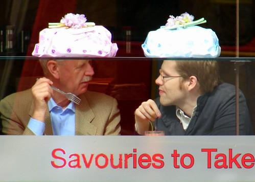 london men in hats 5 by la fattina