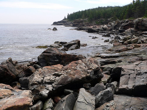 Acadia National Park (Credit: Lee Edwin Coursey on Flickr.com)