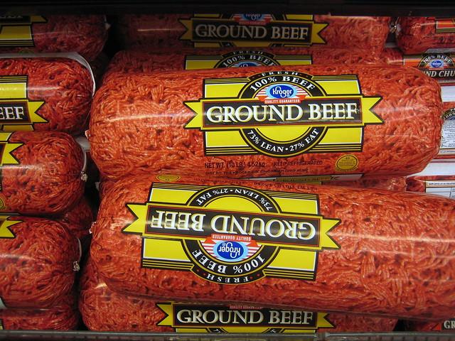 ground beef machine walmart