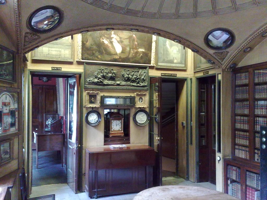 IMG507 Sir John Soane's House & Museum