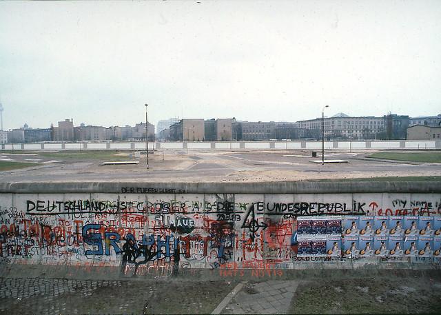 Potsdamer Platz 1985