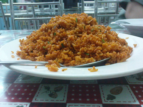 Nasi Goreng Ayam - food indonesia