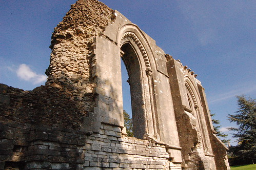 Glastonbury Abbey DSC_0114