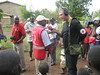 Eric Corton interviewt Rode Kruis-medewerkers