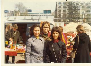 Amsterdam group June 1973
