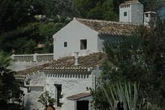 Rooftop in Denia, Spain