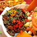 Peruvian food: Ceviche de conchas negras
