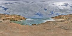 Sorrento: Ocean Beach 4 Sorrento Vic Equirectangular