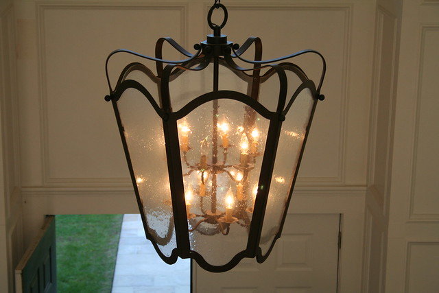 wrought iron light fixture flickr photo sharing. Black Bedroom Furniture Sets. Home Design Ideas