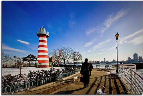 Lefrak Point Light House by DP|Photography