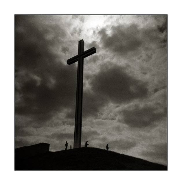 Phoenix Park Pope's cross