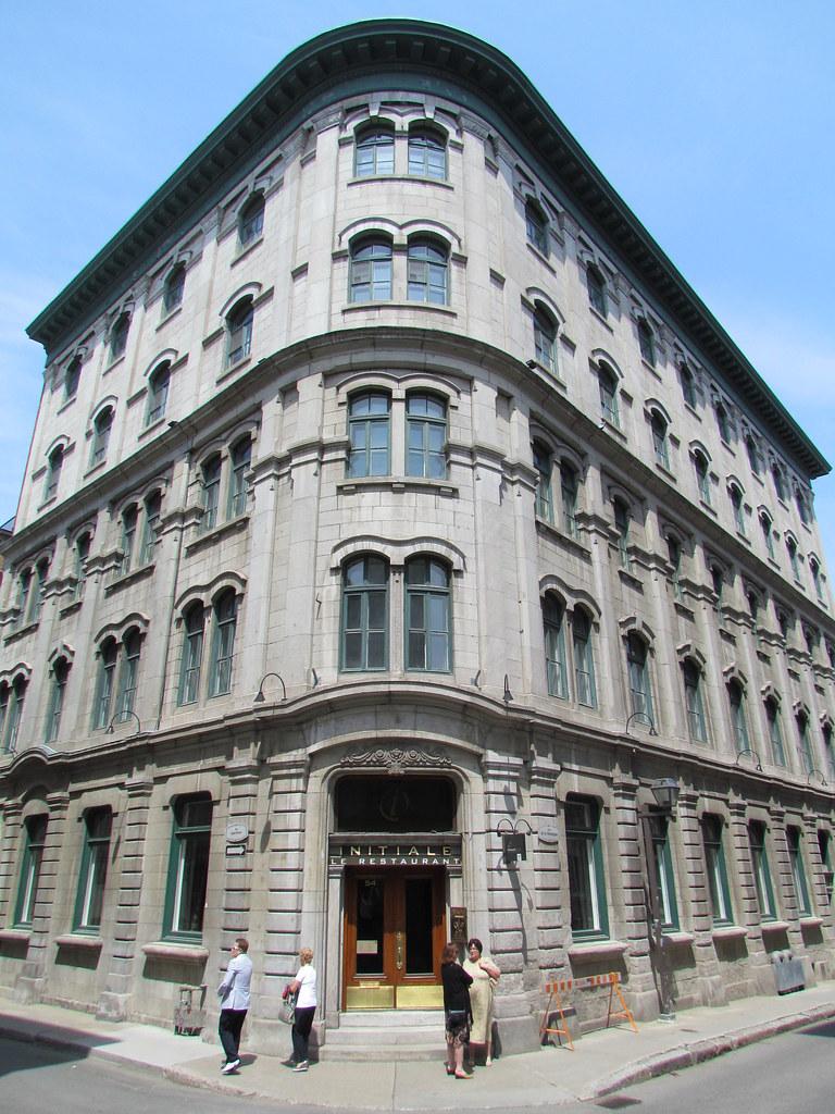 Histoire et architecture villes du qu bec for Architecture quebec