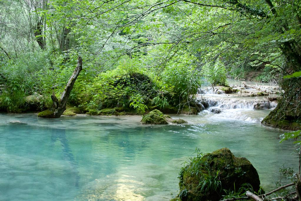 Río Urederra (Navarra)