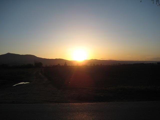 Sunshine in Greece