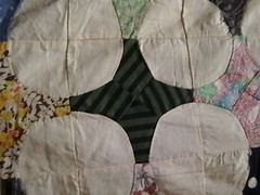 Snowball Quilt Waxahatchi-more stripes