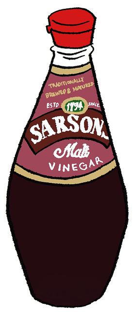 Sarsons Vinegar