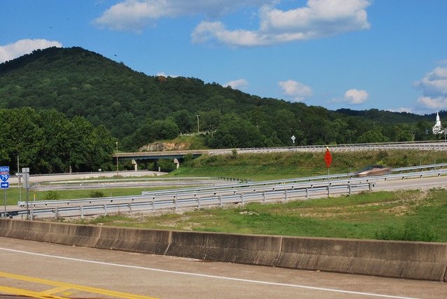 I-79 at WV 36 Interchange