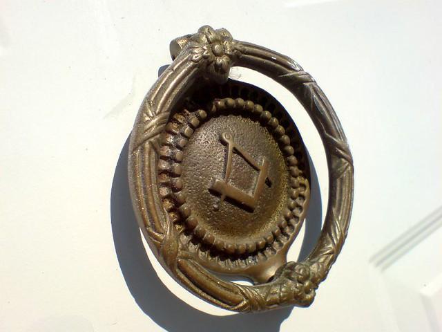 Masonic Door Knocker Flickr Photo Sharing