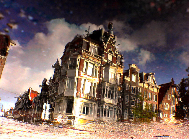 Reflections Of Amsterd@m - Same Same But Different