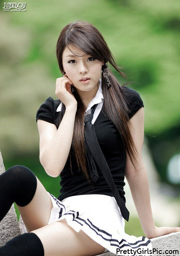 korean girl cute